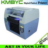 A3 impresora móvil ULTRAVIOLETA del caso de los colores de la talla 6