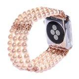 Raupe-Ausdehnungs-Armband der Frauen für Apple-Uhrenarmband