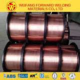 Fabricante profesional para el alambre de soldadura del CO2 (ER70S-6) con el mejor precio