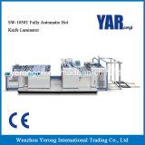 Máquina que lamina de papel automática llena de la mejor venta con Ce de China