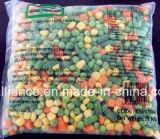 Bevroren Gemengde Groenten met de Suikermaïs van de Wortel van Erwten