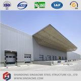 Châssis de l'espace de grande portée Sinoacme bâtiment du Centre Logistique