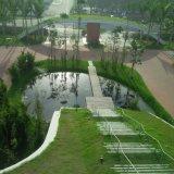 EPDMは人工的な景色の池のための膜を防水する