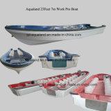 Aqualand 23feet 7m Fiberglas-Passagier-Fähre-/Wasser-Taxi-/Panga-Boot (230PRO)