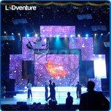 Farbenreiche LED-Videodarstellung-Innenmiete für Ereignisse, Konzerte, Konferenz