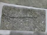 꽃 임금 Grey Marble Tile Wall 판매를 위한 장식적인 도와 공장 가격
