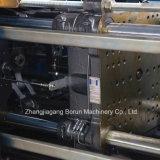 Machine horizontale de moulage par injection pour des préformes d'animal familier