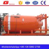 75m3 de Tank van de druk voor het Poeder van het Bariet voor Verkoop