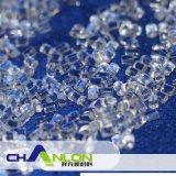 Nylon amorfo (resina de poliamida), Superior de la transparencia, buenas propiedades de barrera a los gases, agua, solventes y aceites esenciales
