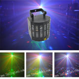 Derby LED Laser Butterfly Luz Discoteca