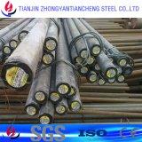 Barra de aço laminada a alta temperatura de liga 4140 1045 4340 na barra de aço suave