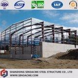 Stahlkonstruktion-Lager/Stahl verschüttet für Speicherung