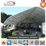15X30m de Witte Grote Tent van de Kromme TFS voor Voetbal voor Verkoop
