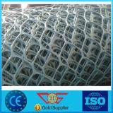 Ce121 HDPE Geonet plástico para el drenaje de tierra de la arcilla suave