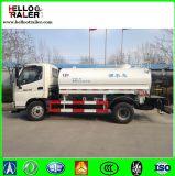 4*2 소형 연료 탱크 트럭 15000L 작은 유조선 트럭