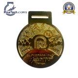 De aangepaste Lopende Medaille met Antiek Brons eindigt