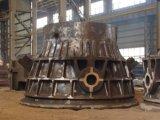 Smeltingプラントのための燃えがらの鍋、燃えがらの鍋、スラグ鍋