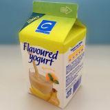 500ml una scatola triangolare di 3 strati per latte e spremuta