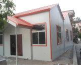 Camera residenziale chiara della struttura d'acciaio con un garage (KXD-SSW34)