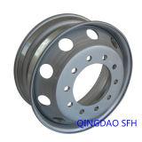 Hohe durchführende schlauchlose LKW-Rad-Stahlfelgen (22.5X8.25)