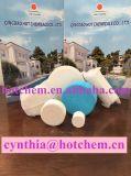 Comprimidos de cloreto de cálcio com registro de alcance