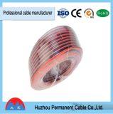Cable de altavoz transparente 12AWG, Cable Paralelo Twin