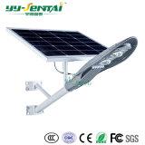 30W65 IP impermeável ao ar livre Rua movidos a energia solar luz LED Solar Luz de rua.