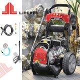 3600 psi benzinemotor Elektrische hogedrukwaterstraalwagen Wasmachine voor reinigingsvloeistof