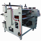 Machine feuilletante chaude de papier en plastique de carte de PE de PVC d'OPP/