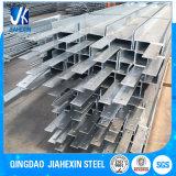 Prefabricados de estructura de acero galvanizado para puente viga H
