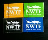 Nwtf Paper Playing Cards / Poker Playing Cards com 4 cores diferentes