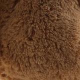 O urso enchido venda por atacado da peluche brinca os ursos que desgastam a manufatura azul do Bowknot