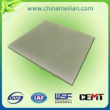 Panneau isolant de stratifié de fibre de verre époxyde du moteur Fr4