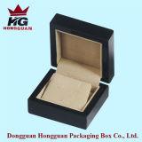 黒いラッカー木のギフト用の箱
