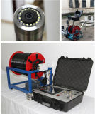 100m bis 2000m bohren wohler Inspektion-Kamera-Wanne/Neigung wohle CCTV-Inspektion-Kamera