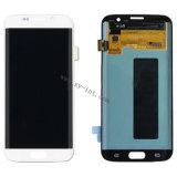 Handy LCD-Bildschirm für Rand Samsung-S7