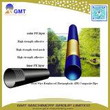Il filo di acciaio di UHMW-PE di rinforzo/ha torto la linea di produzione dell'espulsione del tubo