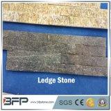 Azulejo caliente 2017 de la pared de piedra de la repisa de la pizarra de la dimensión de una variable de la venta Z para la decoración del revestimiento y del paisaje de la pared