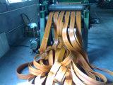 Cinturón plano de caucho / Cinturón plano de goma