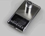 2017 цифровой ЖК-Precision 500g / 0,01 g Портативный карманный шкалы
