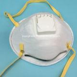 N95 respirador no tejido de 3 capas con la válvula