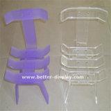 Présidence acrylique transparente moderne Polished pour le mariage (BTR-Q3011) As