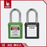 Het industriële Hangslot van de Veiligheid van de Sluiting van het Staal BD-G01 voor ElektroApparatuur met de Certificatie van Ce SAA BV RoHS