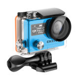 H8r PRO Underwater Videocámara 4k/30fps Ambarella A12 Sensor Sony cámara casco mando a distancia de 2,4 Ghz WiFi Cámara de deportes