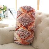 Almohada de sofá relleno en forma de pan creativo