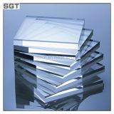 Vetro libero eccellente di vetro ultra bianco con il bordo Polished