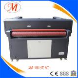 Zwei Kopf-Laser-Gravierfräsmaschine mit Self-Feeding Steuerung (JM-1814T-AT)