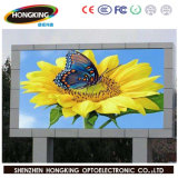 Visualización de LED impermeable de la garantía de tres años para hacer publicidad de la tarjeta