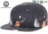 Tampão do campista do Snapback da sarja de Nimes da qualidade 2016 superior com logotipo feito sob encomenda