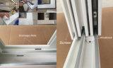 PVC/비닐 젖빛 유리 목욕탕 슬라이딩 윈도우